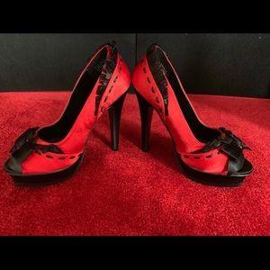 Shoes - Pleaser heels size 5